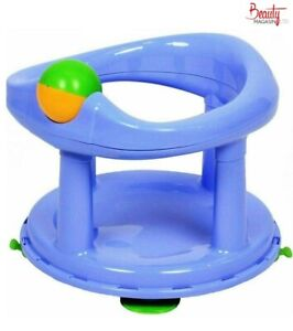 Safety 1st Baby Swivel Bath Support Seat, Pastel Blue