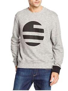 Perry Ellis America Men's Button Down Sweater Sweatshirt Blue (Dark Sapphire) S