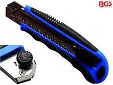 BGS 50625 Universalmesser 25mm Abbrechmesser Cuttermesser Teppichmesser Cutter