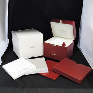 Cartier Pasha Boîte Montre Boîtier Garanti 100% Authentique CZ2124 KM1