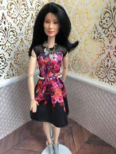 Joan Watson Sherlock Lucy Liu Made to Move OOAK Doll 1/6 Figure Charlies Angels