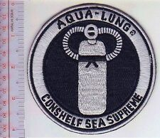 SCUBA Diving USA US Divers Aqua-Lung Conshelf SEA Supreme Regulator Los Angeles