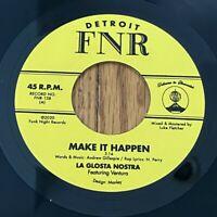 "La Glosta Nostra Featuring Ventura - Make It H (Vinyl 7"" - 2020 - US - Original)"