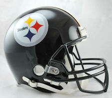 PITTSBURGH STEELERS NFL Riddell Pro Line AUTHENTIC VSR-4 Football Helmet