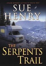 The Serpents Trail (Maxie and Stretch Mystery)