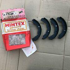 VAUXHALL. MINTEX..MGR13  Brake Shoes. ....VINTAGE GARAGE FIND
