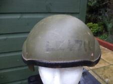More details for afv combat tank crew helmet, challenger scorpion fox,scimitar cvrt afv ferret