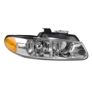 HEADLIGHT ASSEMBLY 96-00 CARAVAN TOWN&COUNTRY VOYAGER RH (Passenger Side)