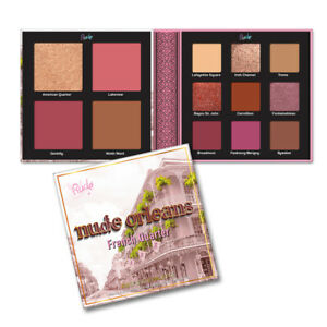 RUDE Nude Orleans Face & Eye Palette (6 Pack)