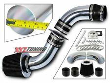 BLACK Short Ram Air Intake Induction Kit + Filter For 98-01 Ranger/B2500 2.5L L4
