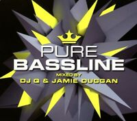 Pure Bassline-Mixed By DJ Q & Jamie Duggan