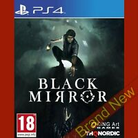 BLACK MIRROR - PlayStation 4 PS4 ~ Brand New & Sealed