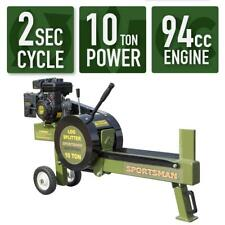 BRAND NEW IN BOX Sportsman Earth Series 10-Ton 94cc Gas Kinetic Log Splitter