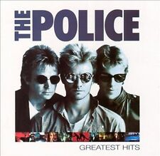Greatest Hits by The Police (CD, Sep-1992, A&M (USA))