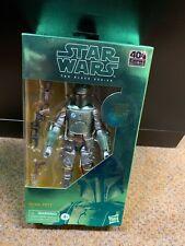 Star Wars Black Series Boba Fett 6-inch carbonized