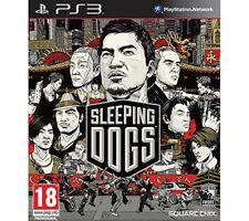 Sleeping Dogs (PS3) PEGI 18+ Aventuras