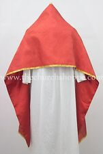 NEW RED Set of 2 Roman Catholic Church VIMPS ,VIMPA