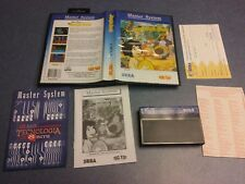 The Jungle Book CIB Complete Sega Master System Tec Toy Brazilian Edition