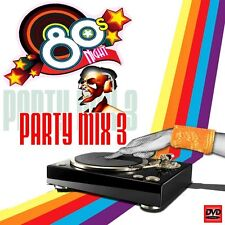 The 80s Party 3 -Non Stop Dj Video Mix Dvd- 110 Minutes Hit Mix!!!!!!