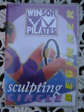 WINSOR PILATES ~ BEGINNER SCULPTING CIRCLE ~ DVD ~ BRAND NEW & SEALED
