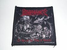 PURTENANCE ...TO SPREAD THE FLAME OF ANCIENTS WOVEN PATCH