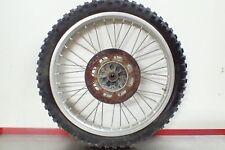 1983 1984 Kawasaki KX250 KX 250 KX125 KX500 front wheel hub rim brake rotor