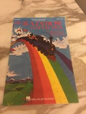 Rainbow Connection Singer's Edition Pak 5 Parts with Script All School Revue