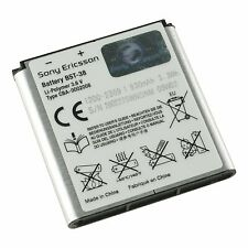 Battery for Sony Ericsson BST-38 type Replacement Battery