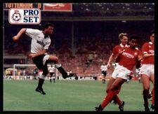 Pro Set Fußball 1991-1992 Tottenham Hotspur Paul Stewart #120