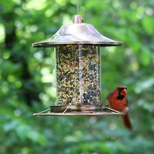 Hanging Wild Bird Feeder Outdoor Decor Garden Backyard Ornament Squirrel Proof