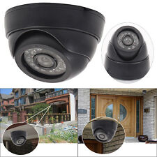 1200TVL CCTV Video 24 IR LED 3.6mm Lens Night Vision Wired Dome Security Camera