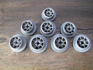8 Korbrollen Rad  Rollen Spülmaschine Unterkorb Bosch Siemens Neff
