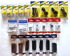 23 Packages (37 items) Of Miscellaneous Fuse and Circuit Breaker Components: NIP