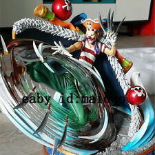 One Piece Buggy Model Statue Collection Joker Garage Kit In Stock Resin Figure