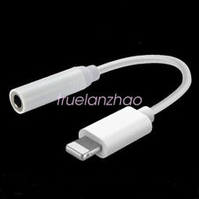 Lightning to 3.5mm Earphone Headphone Jack Aux Adapter Cable For iPhone7/ 7 Plus