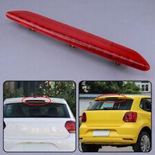DEL Rouge Troisième Arrière Frein Stop Lampe de sécurité Lampe fit pour VW Polo 9N 9N3
