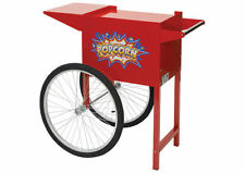Winco Show Time Mobile Cart for Pop-8R Popcorn Machine, Popcorn Maker Cart