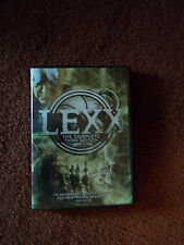 Lexx The Complete Third Series DVD