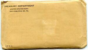 1957 Philadelphia Proof Mint Set
