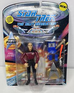 Star Trek : The Next Generation, *Captain Jean-Luc Picard* - Playmates - NEW