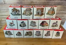 Lot/Set of 15 Liberty Falls The Americana Collection with Original Boxes