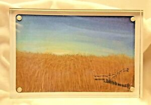 Small personal gifts of artwork and inspiration - Resting Plow