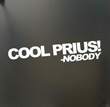 cool prius funny honda race sticker hybrid WRX JDM hooligan stance Drift decal