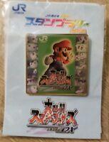 Nintendo Super Smash Bros pins SUPER MARIO JR 2002 Rare Promo , Zelda , Kirby