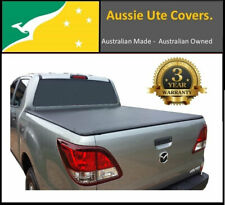 MAZDA BT50 Dual Cab with No Head Board Ute Clip On Tonneau Cover 2011 to Current