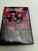 """DVD """"GUERRERO DEL ESTE DE LOS ANGELES"""" COMO NUEVO TONY BRAVO KAMAR REYES ADDISON"""