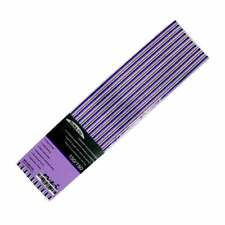 10 x  NSI Dura Files 150/150 Grit for Gel / Acrylic Nails