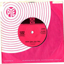 "SANDIE SHAW.HOW CAN YOU TELL / IF EVER YOU NEED ME.UK ORIG 7"" & CO/SL.EX+"