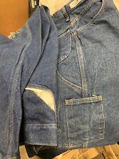 Bulwark Carpenter Jeans 48x30 Euc Fr Frc Nwot 2 Pair Free Shipping