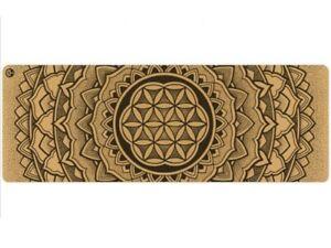 Yoloha Earth Rest Aura Cork Yoga Mat- Free Shipping